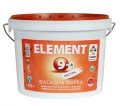 """ELEMENT 9 """"Extra"""" paint, (BAZ A)"""