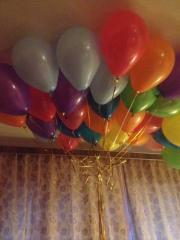 Helium balls, Kiev, Svyatoshino, Zhytomyr,