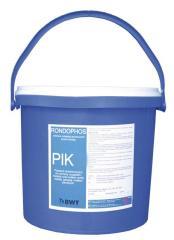 Reagent for dispensing of BWT RONDOPHOS PIK 11