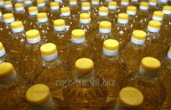 Sunflower oil: unrefined refining