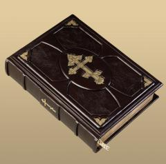 Bible 'The Cross Twined Rod' (M1) manual