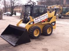 Pass loader rent. Rent of bobke
