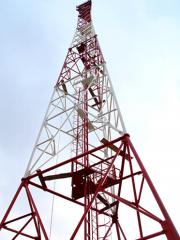 Башни для мобильной связи разных высот