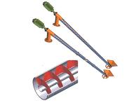 Шнековые транспортеры ТШ-219 (ТШ–159)