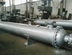 Heat exchanger kozhukhotrubchaty 426 TNG