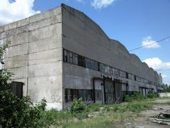 Производственные помещения  цеха