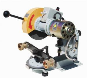 The machine tool-grinding for chains saw Motor Sich of SZ-150, with the power supply uni