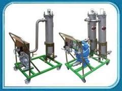 Системы фильтрации жидкостей НПФ