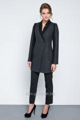 Демисезонное женское пальто М-438