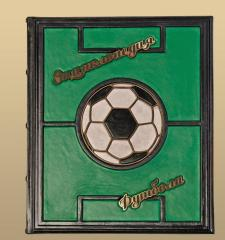 Big encyclopedia of soccer', handwork. Elite