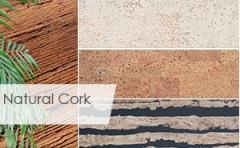 Cork ( parafa ) padlók