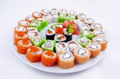Sushi in Cherkasy