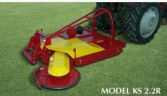 """Garden mower grinder """"KS-2.2R"""