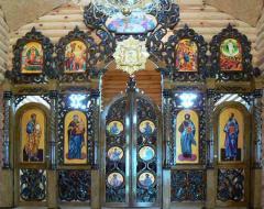 Заказать иконостас украине