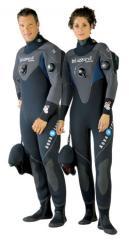Сухой гидрокостюм Aqualung BLIZZARD 7 мм