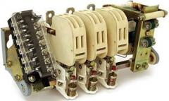 Contactor of a direct current of KTPV 623 110B