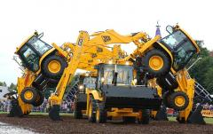 Spare parts to the JCB, JCB engine the engine.