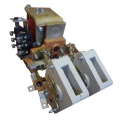 Contactor of a direct current of KTPV 624 220B