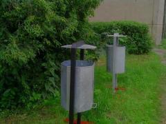 Контейнеры для мусора повышеной устойчивости