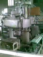 Radial-drilling machine 2A-53