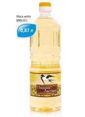 Oil rafinirovannoe, South dezodorirovannoe swallow