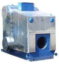 Boiler of low pressure E-1,0-0,9M-Z(E)