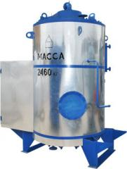 Boiler of low pressure MZK-7AG(E)
