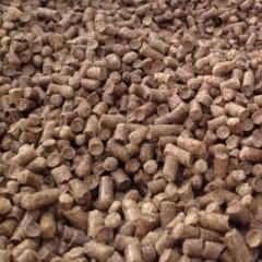 Pellets fuel granules