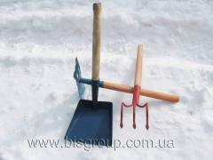 Продам молотки, кувалды, лопаты, вилы, тяпки,