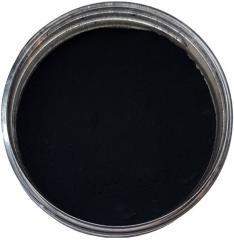 Soot black