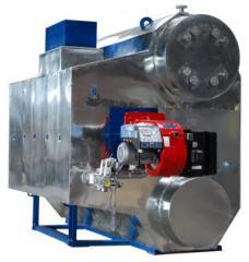 Boiler of average pressure E-10-1,4 P (E)