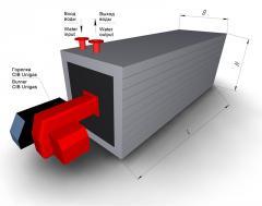 Boiler of KB-0.63 ENERGETIK
