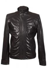 Men's leather jacket Model No. 092A