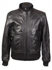 Men's leather jacket Model No. 093