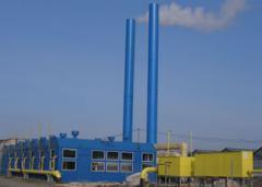 Блочно - модульные водогрейные котельные установки