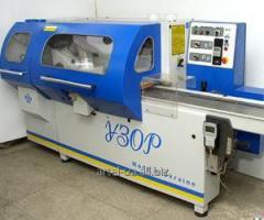 Quadrilateral planing machines with ChPU the