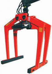 To purchase the hinged equipment for loaders, the