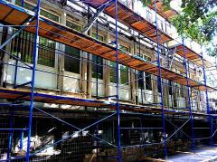 Рамные леса для отделочных и строительных работ