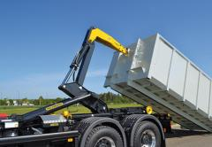 Cranes for cargo containers, Lviv to purchase