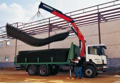 The price, crane facility to purchase crane