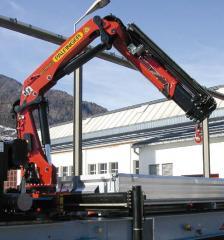 Cranes on the column, Ukraine to purchase cranes