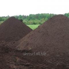 Peat low-lying black neutral pH 6.9 in bulk