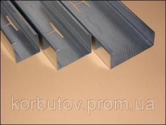 Профиль СD-48 (0, 45 mm) (3м) Украина
