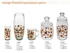Bar Pasabahce glass