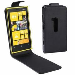 Чехол кожаный для Nokia Lumia 920