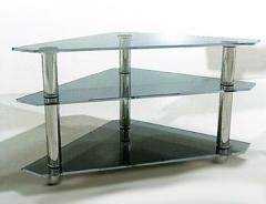 Little table from glass