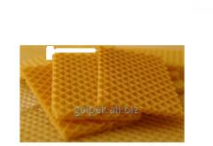Semifabricados de waffle