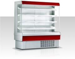 Холодильный регал (холодильная горка) Ravenna