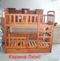 Karina Lyucs bunk bed