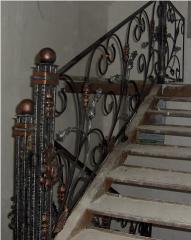 Лестницы декоративные